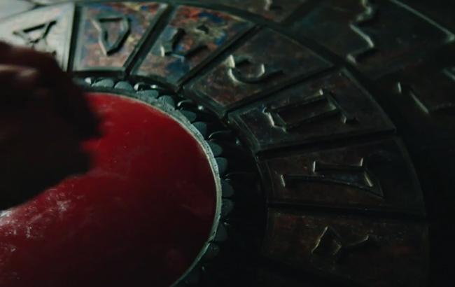 Stargate Origins Lexikon DHD