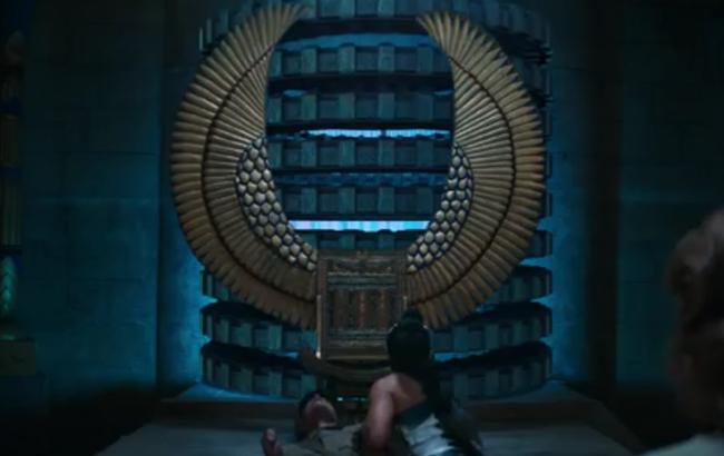 Stargate Origins Lexikon Ringtransporter 1