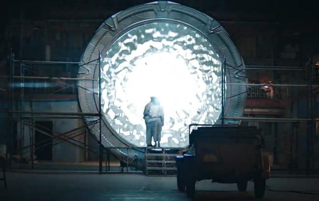 Stargate Origins Lexikon Stargate Sternentor 3