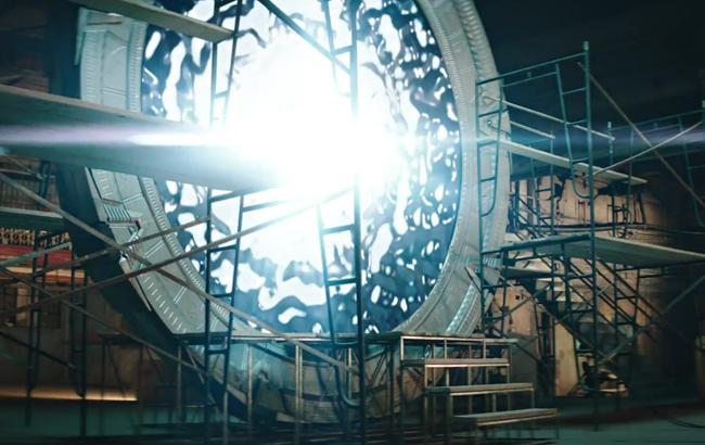 Stargate Origins Lexikon Stargate Sternentor 5