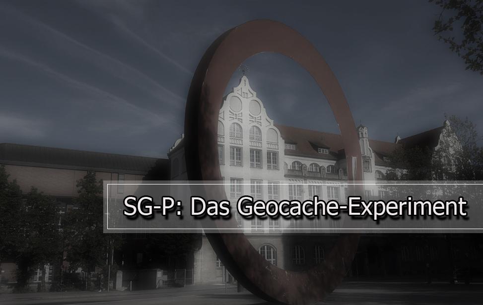 Stargate - Geocache Teaser