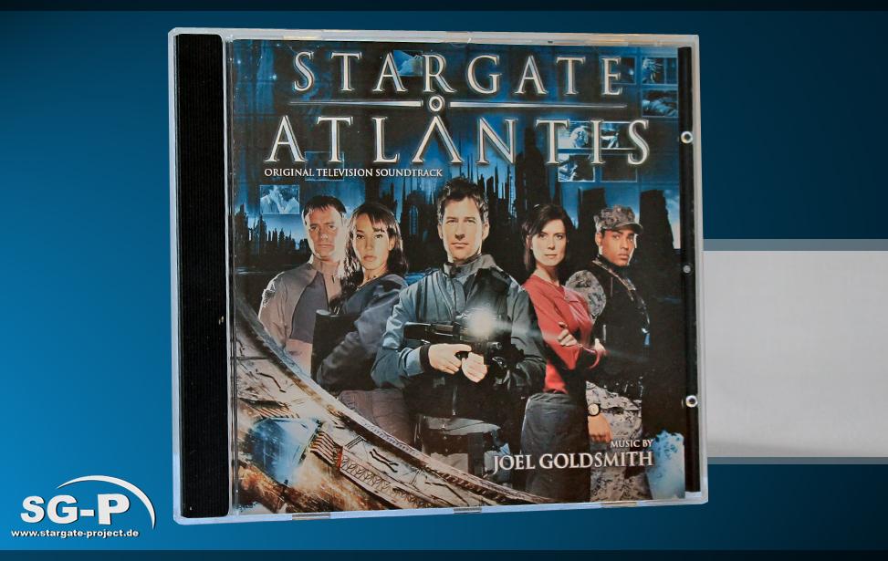 Soundtrack Stargate Atlantis 1