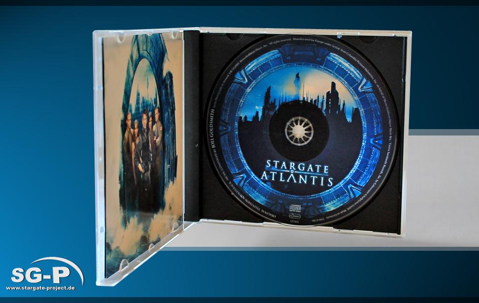 Soundtrack Stargate Atlantis 3