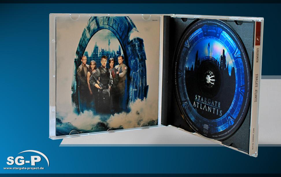 Soundtrack Stargate Atlantis 4