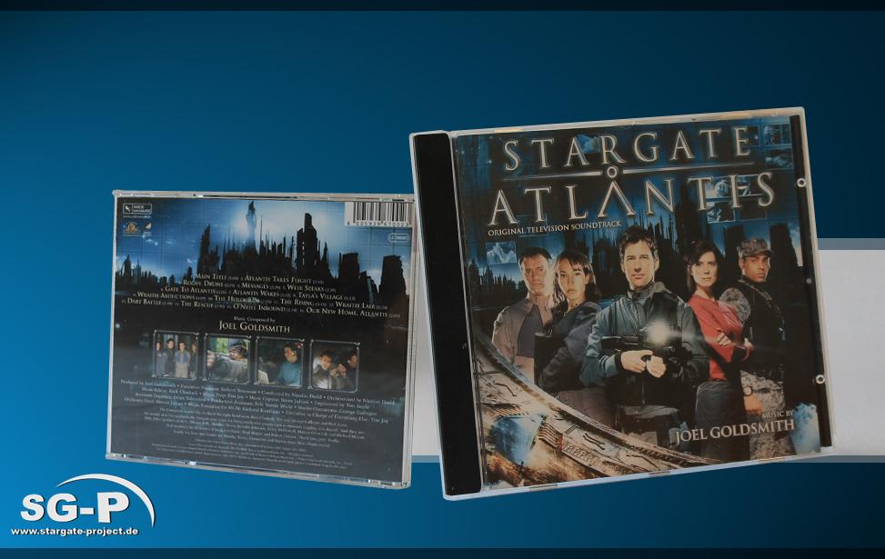 Soundtrack Stargate Atlantis - Teaser