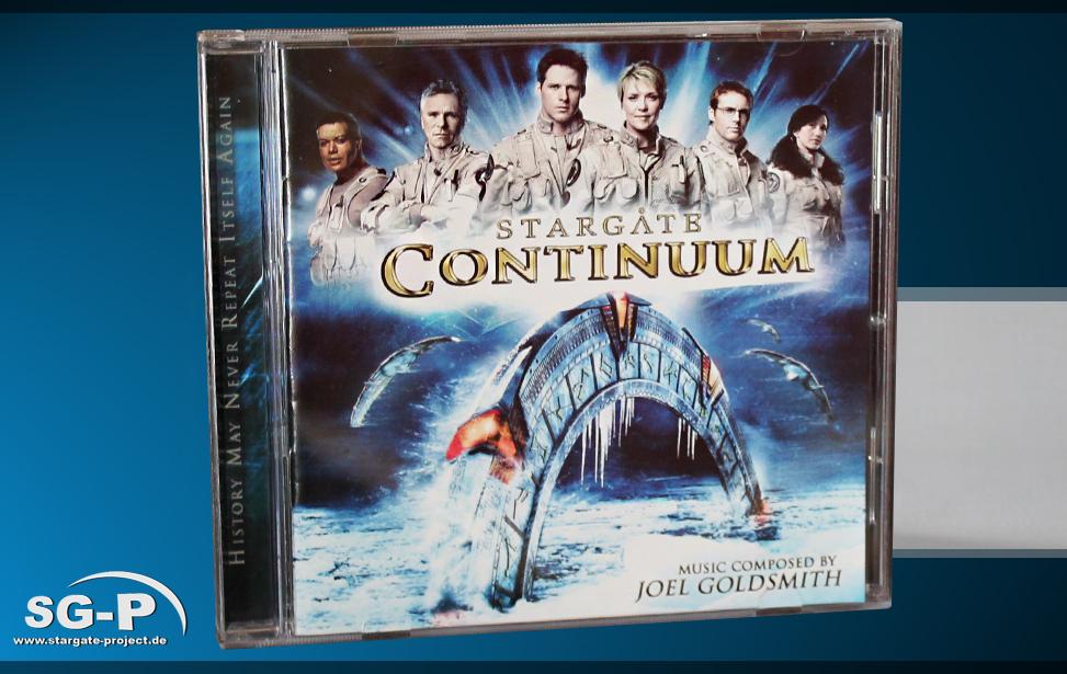 Soundtrack Stargate Continuum 1