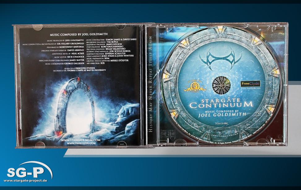 Soundtrack Stargate Continuum 3
