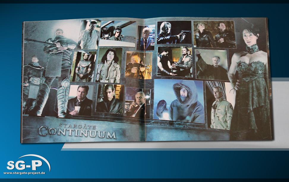 Soundtrack Stargate Continuum 4