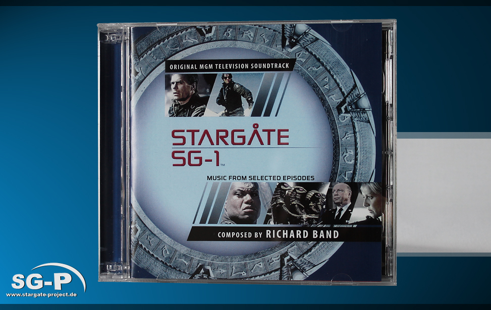 Soundtrack - Stargate SG-1 Music from selected episodes - 1