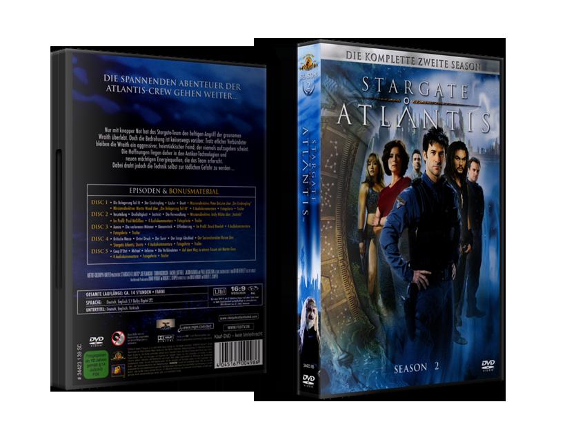Stargate: Atlantis Staffelboxen Staffel 2 Budget