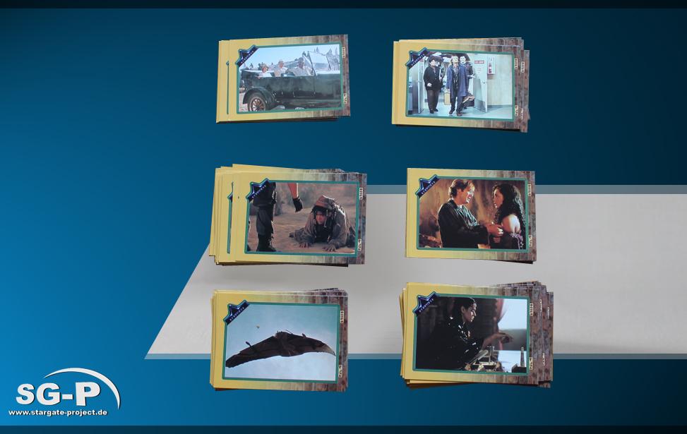 Stargate The Movie Trading Cards - Basic Set