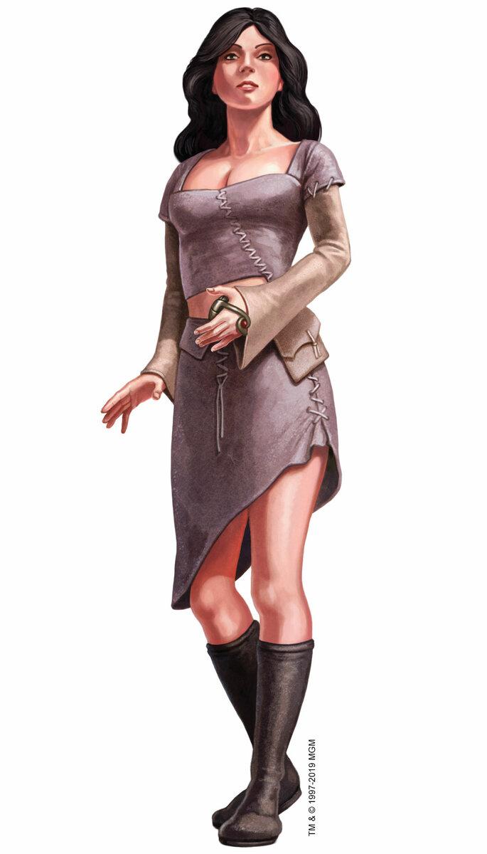 Stargate Roleplaying Game - Wyvern - 005