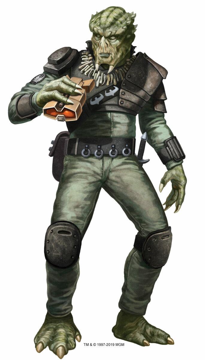 Stargate Roleplaying Game - Wyvern - 006