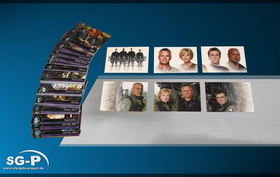 Stargate: SG-1 Trading Cards Season 7