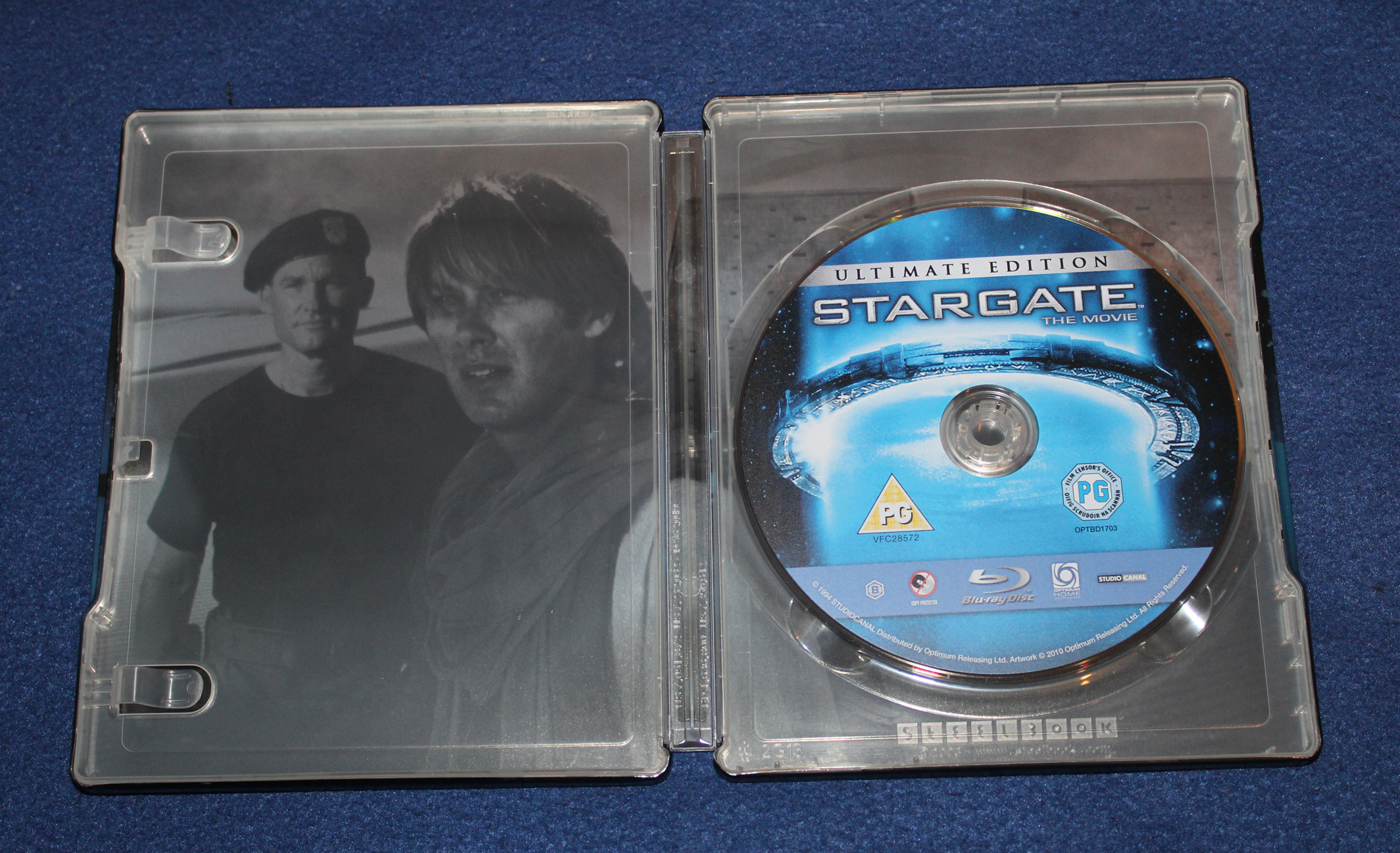 Stargate 20th Anniversary Edition - Exclusive Limited Edition Steelbook - 006