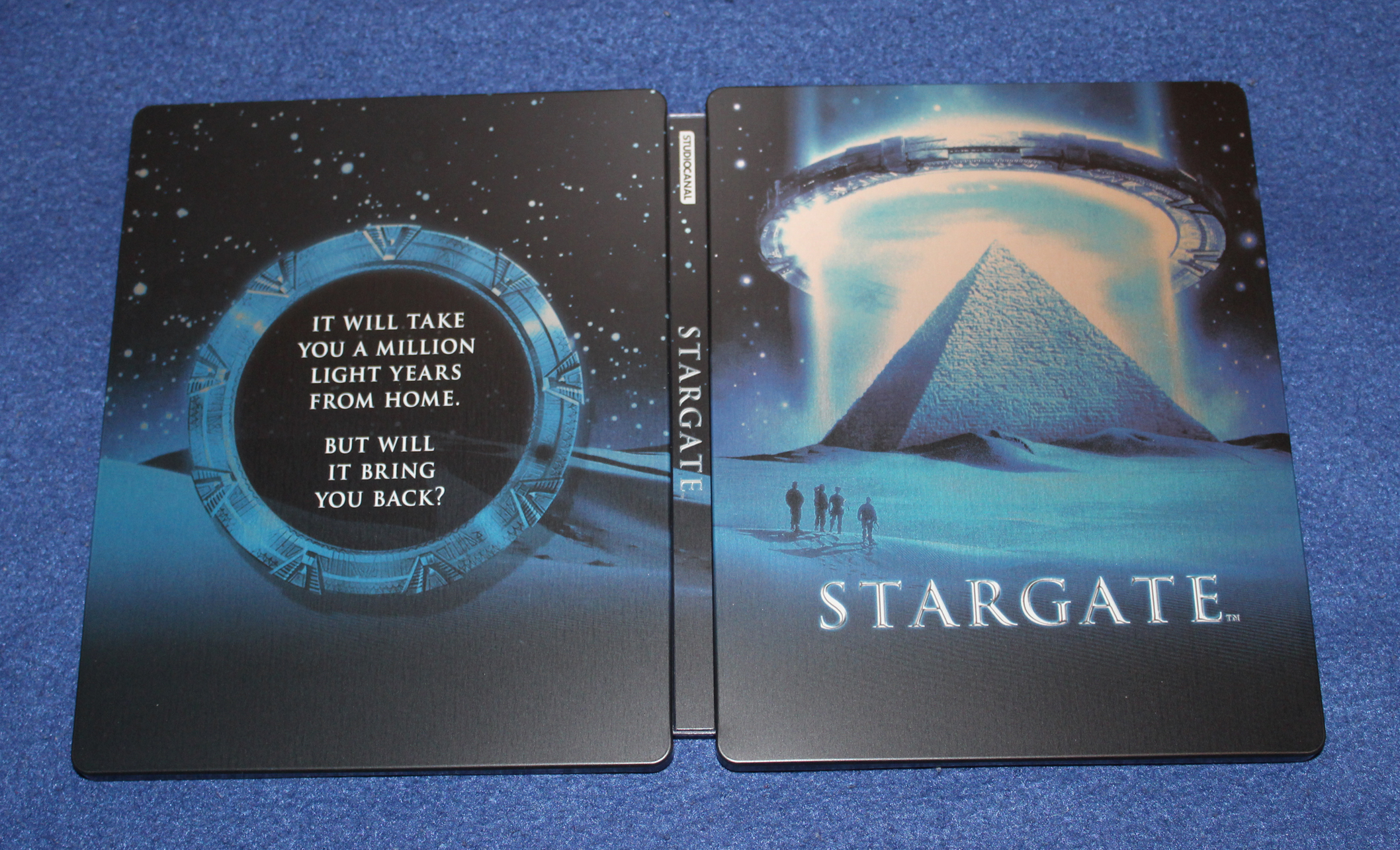 Stargate 20th Anniversary Edition - Exclusive Limited Edition Steelbook - 008
