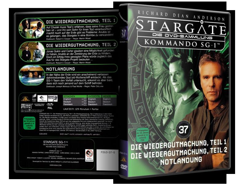 Stargate - DVD-Magazin-Sammlung - 37