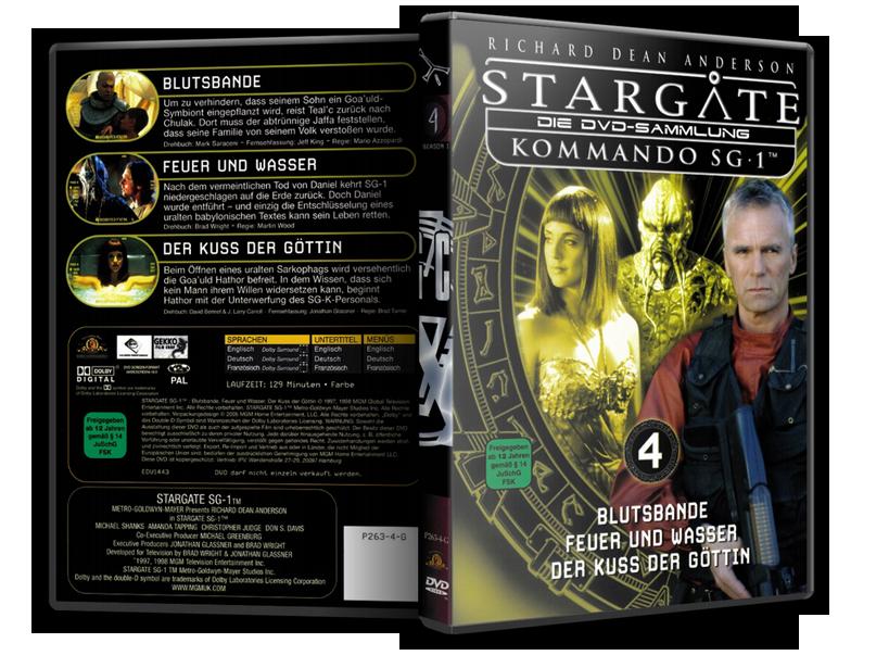 Stargate - DVD-Magazin-Sammlung - 4