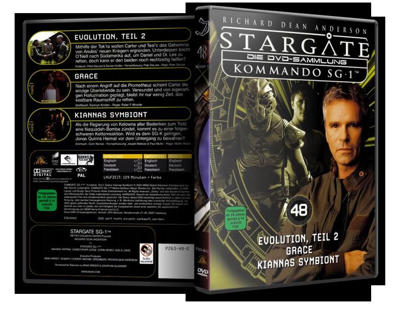 Stargate - DVD-Magazin-Sammlung - 48