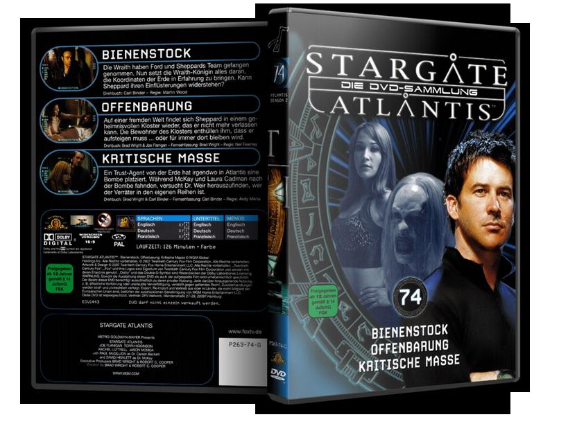 Stargate - DVD-Magazin-Sammlung - 74