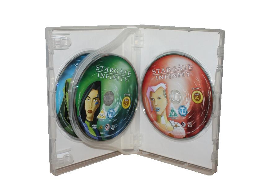 Stargate Infinity - DVD-Box - Innenansicht - 1