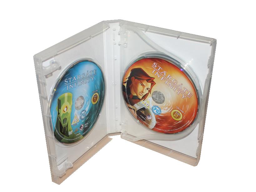 Stargate Infinity - DVD-Box - Innenansicht - 2