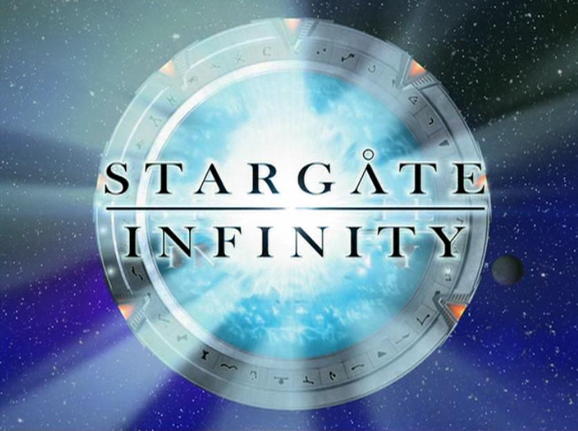 Stargate Infinity - Official Logo