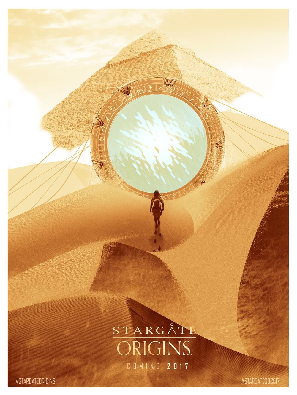 Stargate: Origins - Poster