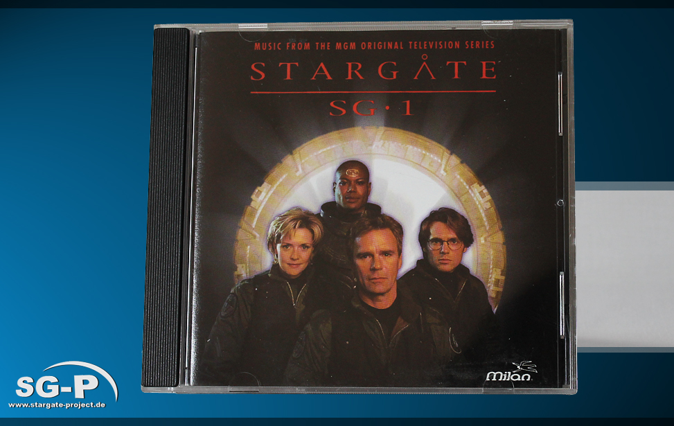 Soundtrack Stargate SG-1 - 1