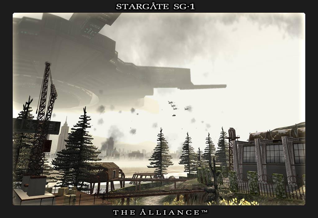 Games: Stargate SG-1: The Alliance - 001