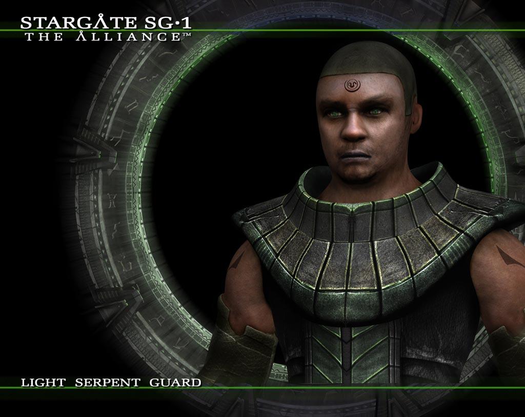 Games: Stargate SG-1: The Alliance - 003