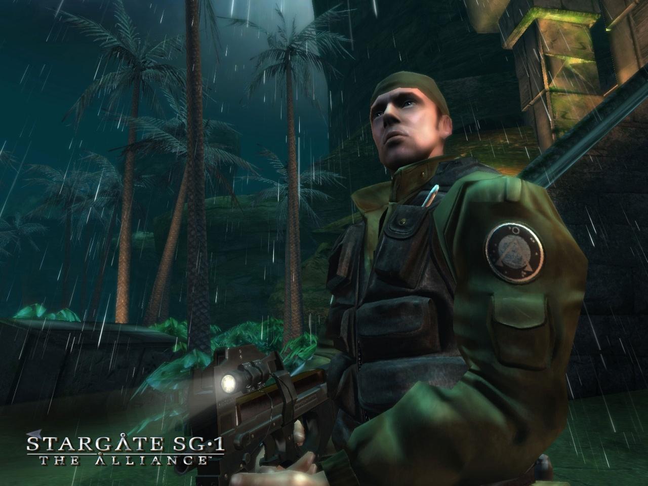 Games: Stargate SG-1: The Alliance - 010