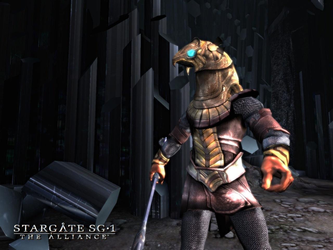 Games: Stargate SG-1: The Alliance - 011