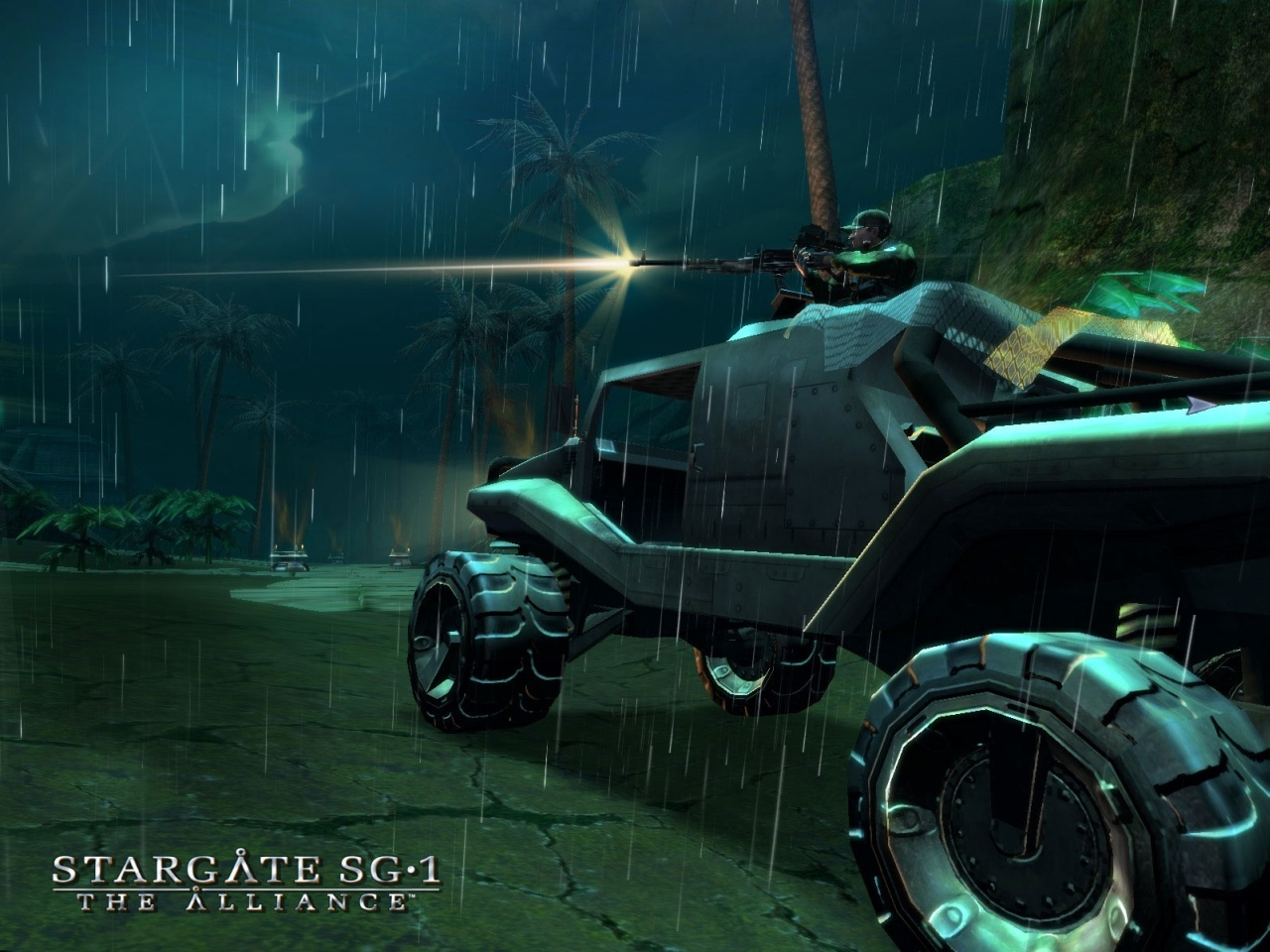 Games: Stargate SG-1: The Alliance - 012
