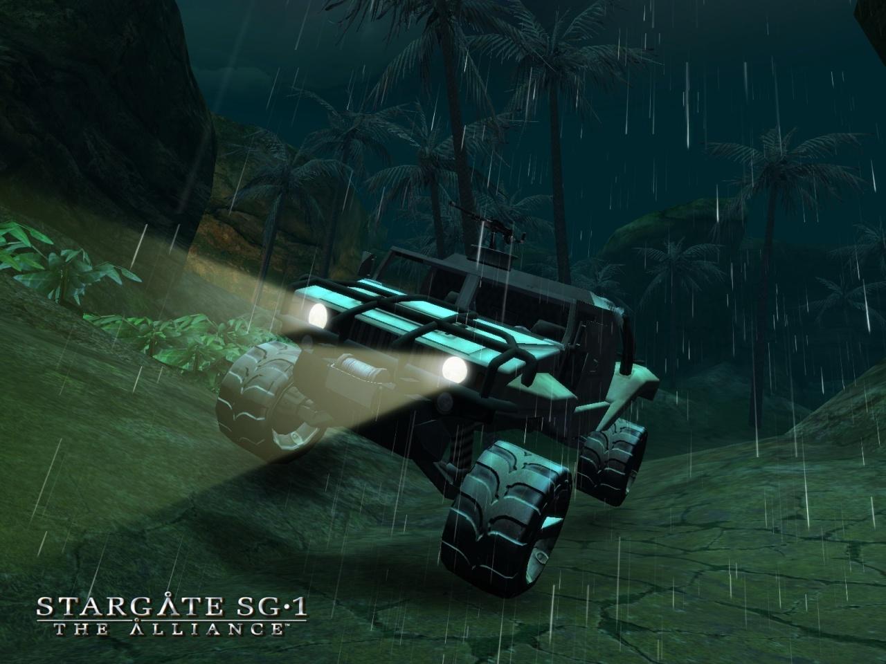 Games: Stargate SG-1: The Alliance - 013