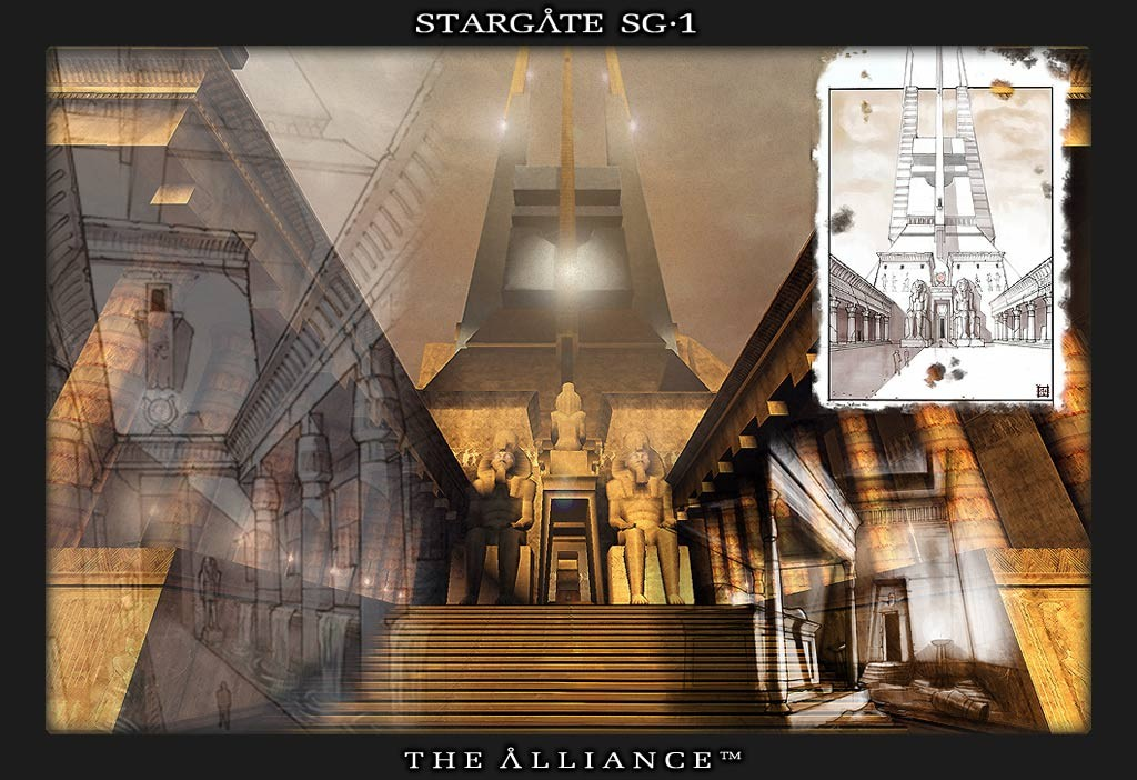 Games: Stargate SG-1: The Alliance - 014