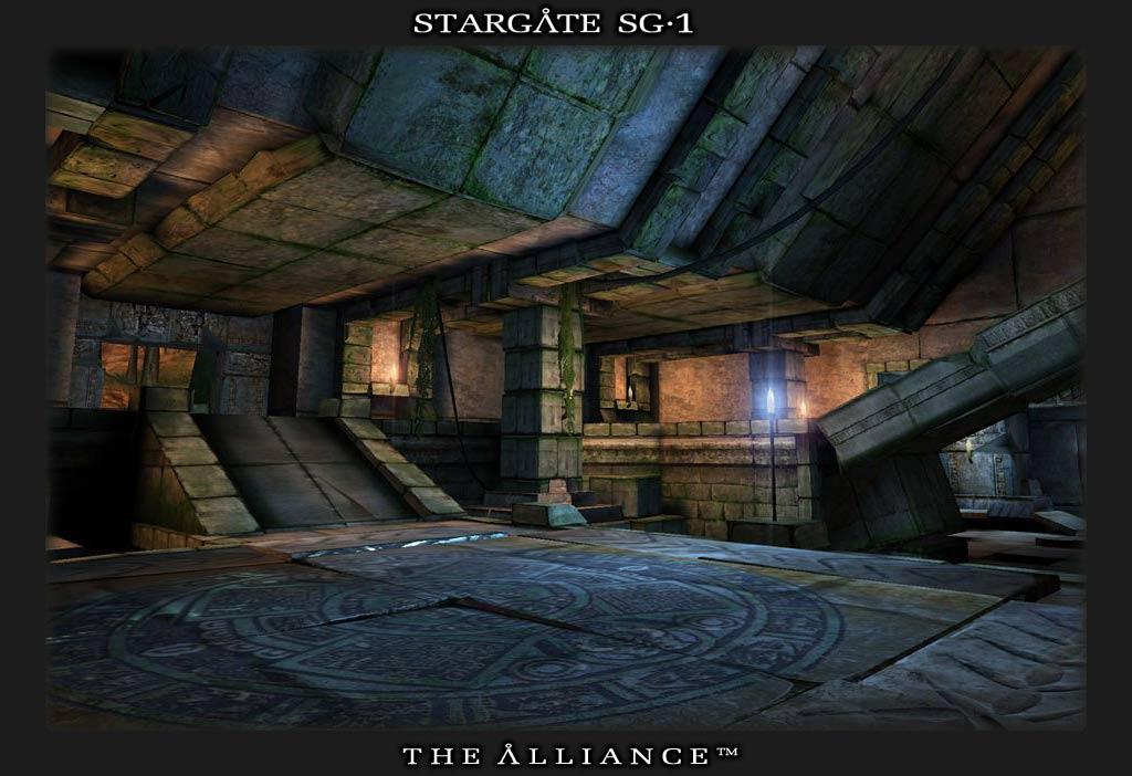 Games: Stargate SG-1: The Alliance - 016