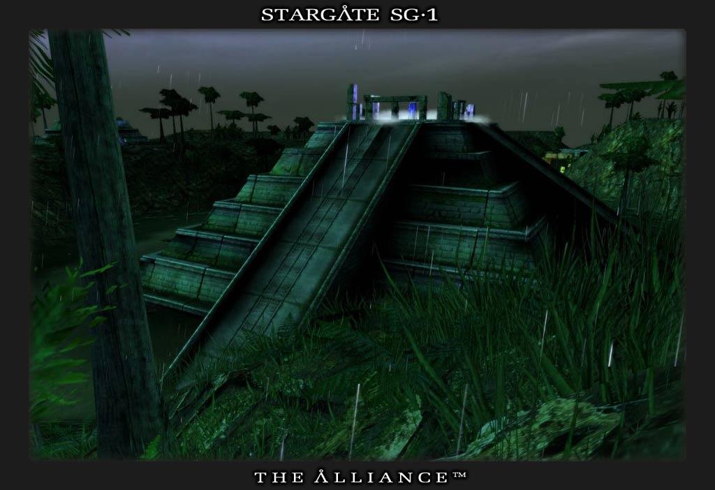 Games: Stargate SG-1: The Alliance - 019