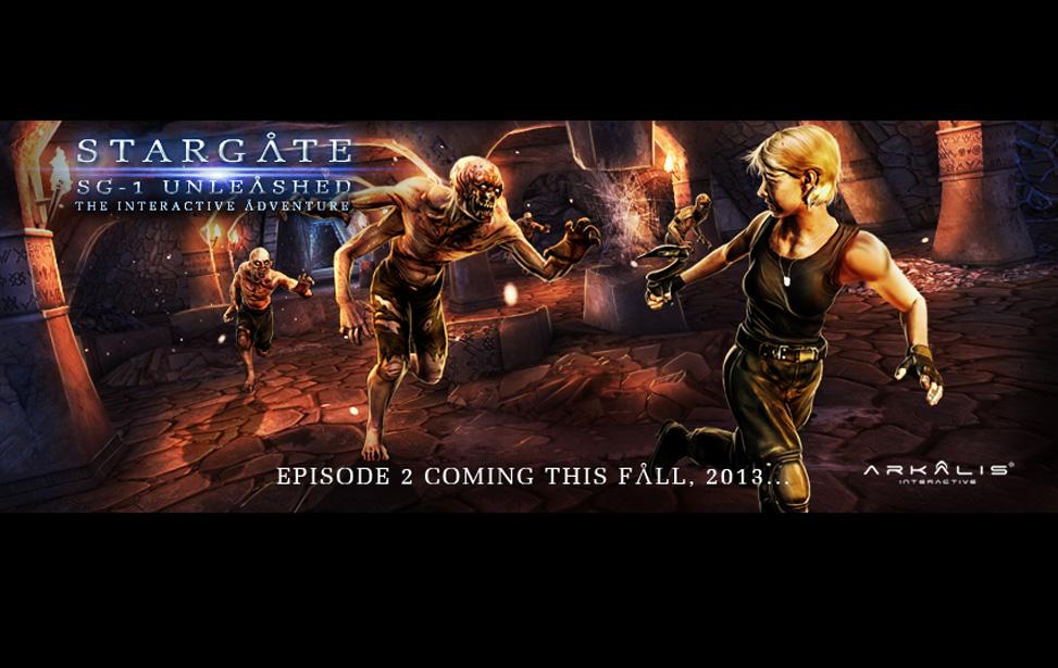 Games: Stargate SG-1: Unleashed