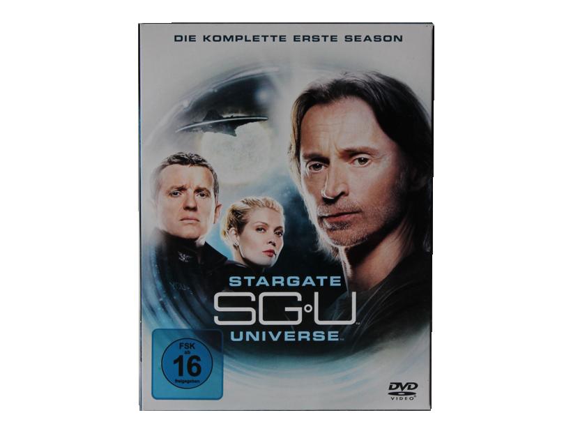 Stargate: Universe Staffel 1 - 001