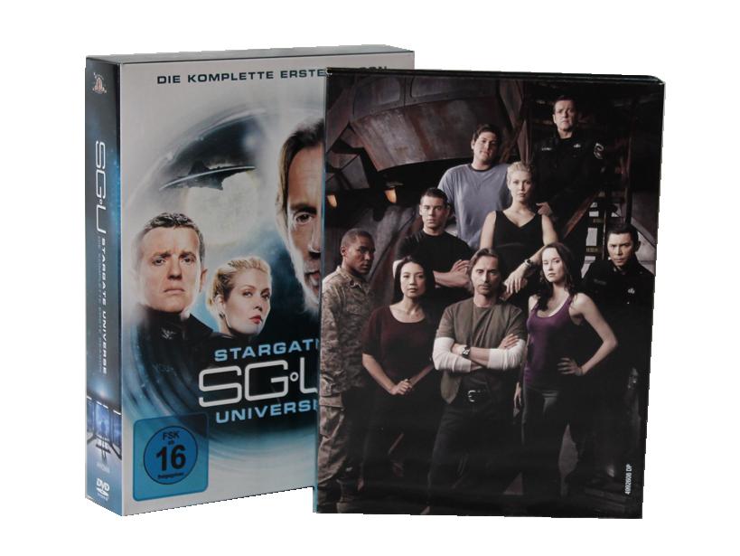 Stargate: Universe Staffel 1 - 003