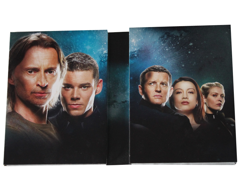 Stargate: Universe Staffel 1 - 004