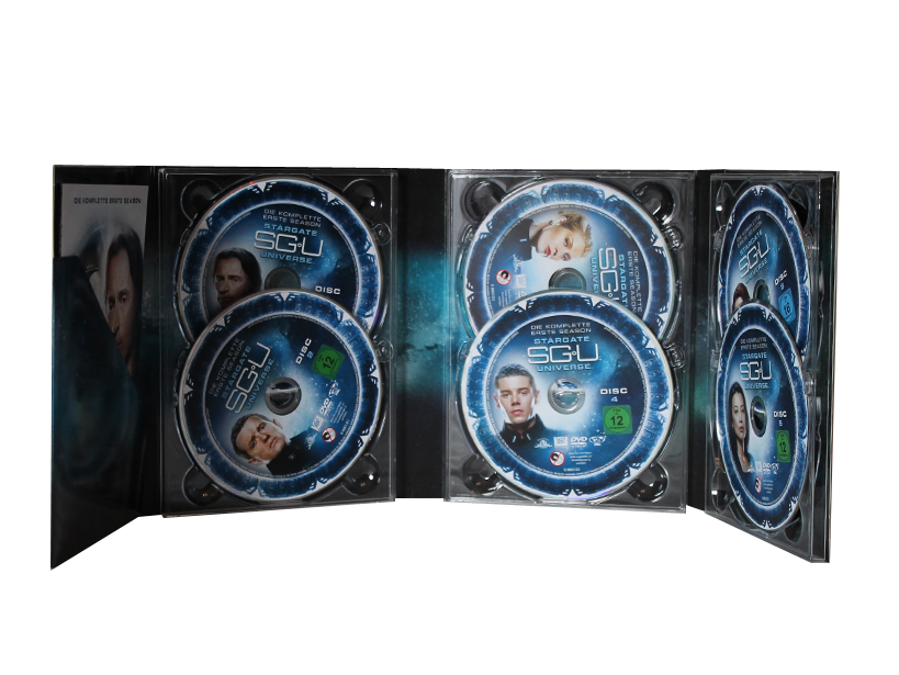 Stargate: Universe Staffel 1 - 005