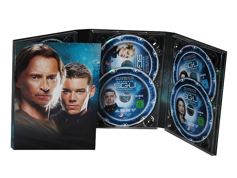 Stargate: Universe Staffel 1 - 006