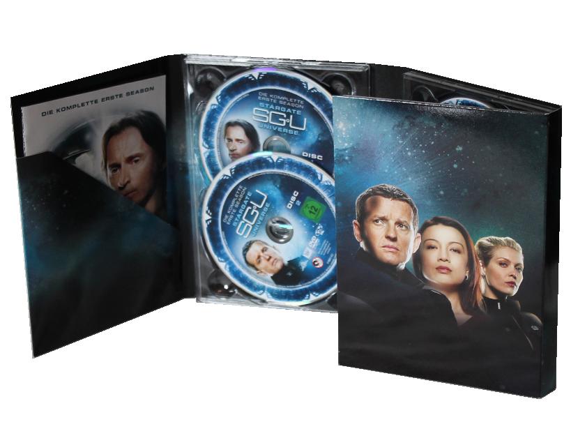 Stargate: Universe Staffel 1 - 007