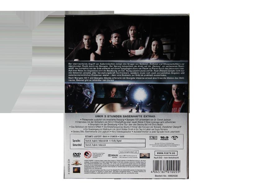 Stargate: Universe Staffel 1 - 009