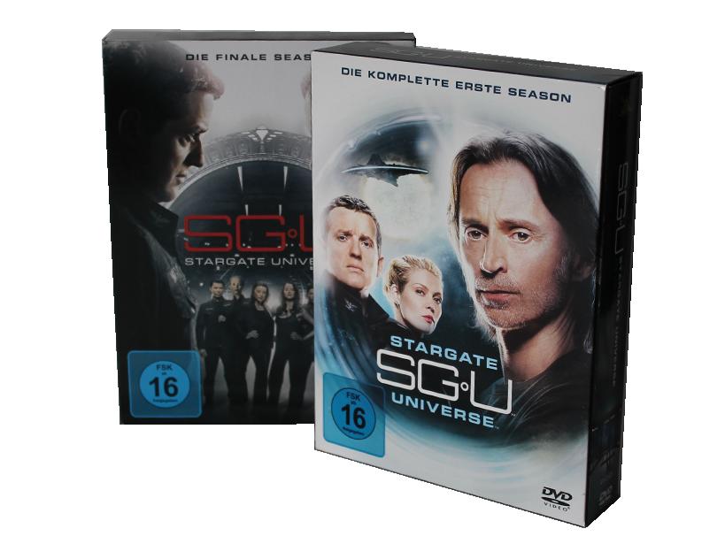 Stargate: Universe Staffel 1 - 2 - 001