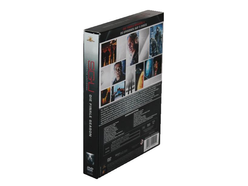 Stargate: Universe Staffel 2 - 003