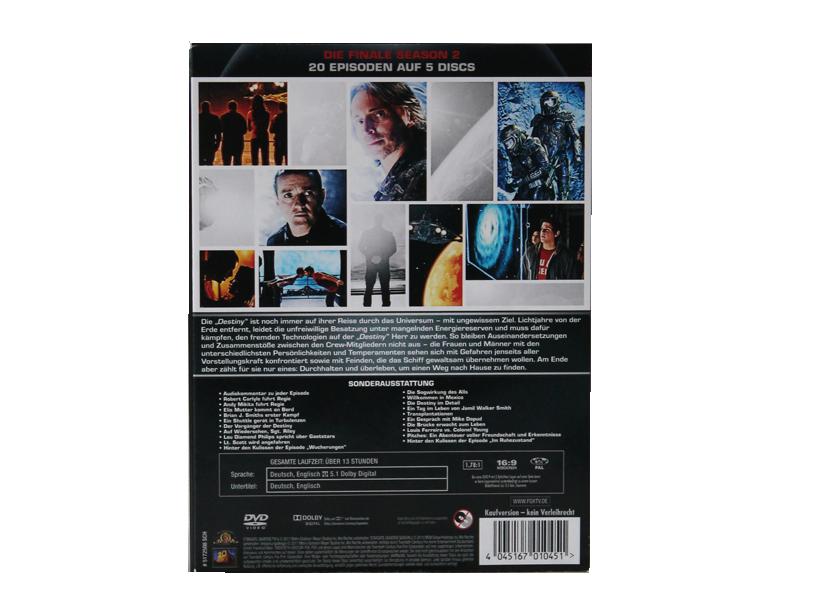 Stargate: Universe Staffel 2 - 004