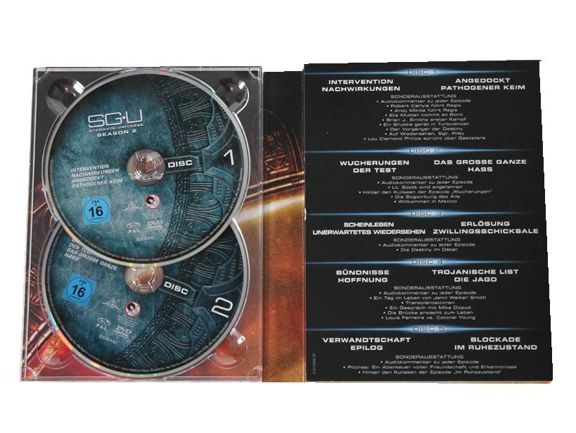 Stargate: Universe Staffel 2 - 006